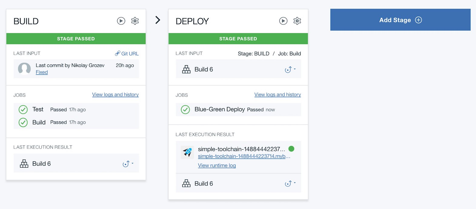 React Setup on Bluemix in 10 Minutes